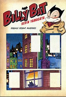 BILLY BAT © 2009 Naoki URASAWA/Studio Nuts/Takashi NAGASAKI/Kôdansha