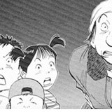HAPPY! © 1999 Naoki URASAWA/Shôgakukan
