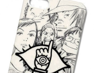 Une coque 20th Century Boys pour iPhone 5