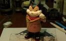 Une figurine pour fêter le centième chapitre de Billy Bat