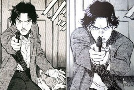Quand Naoki Urasawa redessine ses planches…