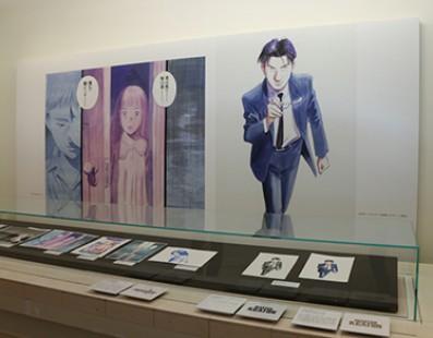 Visitez (une partie) de l'exposition Naoki Urasawa de Tokyo en photos!