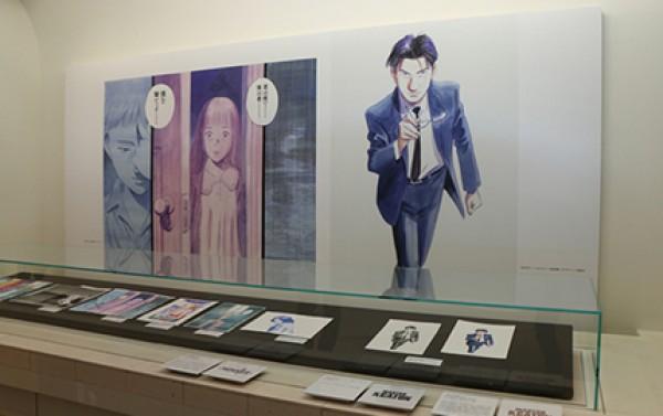 Visitez (une partie) de l'exposition Naoki Urasawa en photos!