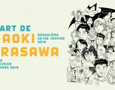 Angoulême 2018 : le planning complet de Naoki Urasawa pour ne rien rater !