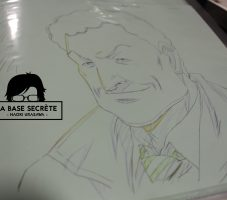 Croquis de Shigeru Fujita
