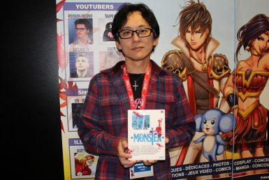 Shigeru Fujita, character designer de Monster : « Les directives d'Urasawa étaient très précises »