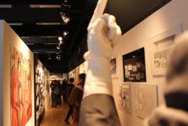 « L'art de Naoki Urasawa » : plongée dans l'exposition du Festival d'Angoulême 2018 !