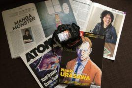 Naoki Urasawa, l'influenceur influencé : revue de presse de son séjour en France