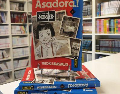Concours : remportez le premier tome d'Asadora!